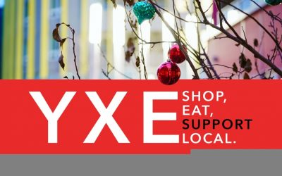 Shop, Eat, and Support Local YXE